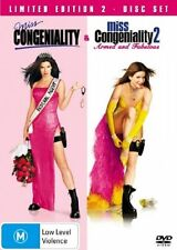 Miss Congeniality  / Miss Congeniality 02 - Armed And Fabulous (DVD, 2005, 2-Dis