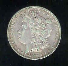 1899 O United States Morgan Silver Dollar