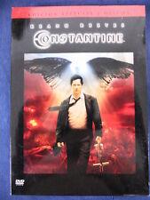 DVD 2 DISCOS Constantine,Keanu Reeves