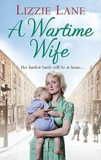 A Wartime Wife, Lane, Lizzie   Paperback Book   Good   9780091950361