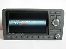 "2012-5118cmg "" H07 2017 MAPPA! AUDI A3 S3 RS3 RNS-E LED SDHC DVD NAVIGAZIONE"