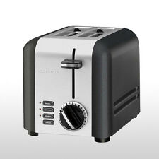 NEW CUISINART Stainless Brushed Classic 2-Slice Toaster $149.95 SAVE CPT-220TNA