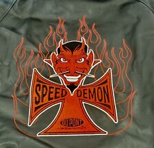 Chase authentics Speed Demon Leather Jacket XL