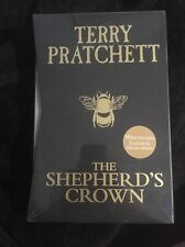 Terry Pratchett -The Shepherds Crown Exclusive Numbered Edition - Still Sealed