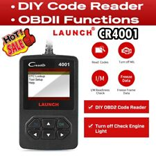 Launch X431CR4001 Car Code Reader OBD2 EOBD Scan Tool as AD410 Creader V+ CR3001