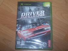 DRIVER PARALLEL LINES VF  XBOX   NEUF CELLO