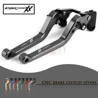 1 PAIR Long Adjust Brake Clutch Levers for HONDA CBR1100XX / BLACKBIRD 1997-07