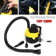 12V 120W Wet & Dry Electric Handheld Super Suction Universal Car Vacuum Cleaner