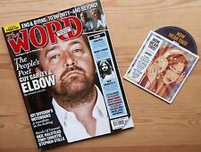 The WORD NOV 2008 +CD ELBOW JOY DIVISION JOHN PEEL ENO & BYRNE RICK WRIGHT RIP