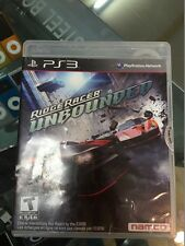 Ridge Racer Unbounded PS3