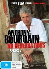Anthony Bourdain - No Reservations : Season 7 (DVD, 2012, 4-Disc Set)