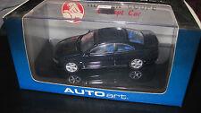 BIANTE AUTOART HOLDEN COUPE CONCEPT CAR MONARO CV8 BLUE / BLACK LTD ED