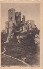 LAVARDIN ruines de la forteresse