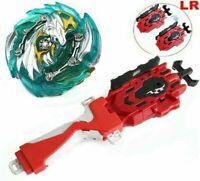 Beyblade Burst B-148 Heaven Pegasus 10Proof Low + Launcher Handle Kids Xmas Gift