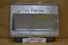 2002 Ford Explorer 4.0L AT Engine Control Unit ECU 1L2F12A650AGH Module 50 9I4