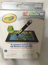 Crayola Color Studio HD iMarker Digital Stylus Color Studio HD for ipad