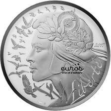 Pièce 20 euros commémorative FRANCE 2017 - Marianne - en argent 900/1000 - UNC