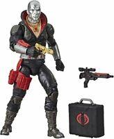 "Hasbro G.I. Joe Classified Series Destro 6"" Collectible Action Figure June.22"