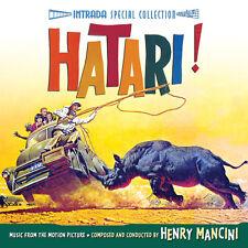 HATARI ! (MUSIQUE DE FILM) - HENRY MANCINI (CD)