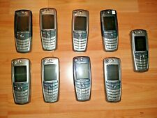 UNTESTED RARE LOT 9X MOTOROLA A845 AT&T GSM BAR SILVER CHROME CAMERA CELL PHONES