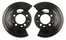 For Ford Super Duty F250 F-350 Rear Disc Brake Dust Shield Pair Dorman 924-212