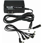 Snark SA-1 Slim 9-Volt Power Supply and SA-2 Daisy Chain Supply Cable Kit for sale