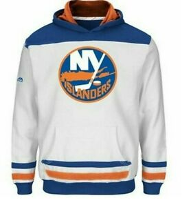 NHL New York Islanders Hooded Sweatshirts Youth Sizes NEW