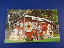 Paradise Pennsylvania (Lancaster County) Vintage Colorful Postcard Unused PC15