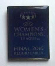 PIN Women's Champions League Finale 2016 Reggio Emilia