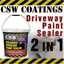 Driveway Paint Sealer - 20L