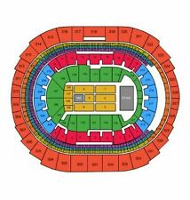 8:00 PM 7th Row CA 2 Concert Tickets