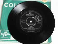 """GERRY & THE PACEMAKERS   I'LL BE THERE  7"""" SINGLE RECORD 1965"""