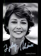 Ingeborg Schöner Foto Original Signiert ## BC 119066