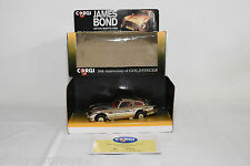 CORGI TOYS 96445 JAMES BOND ASTON MARTIN DB5 30TH ANNIVERSARY VN MINT BOXED