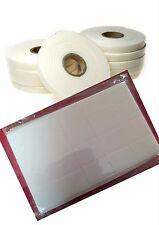 FOAM PADS 25MM X 25MM & FOAM TAPE (shaker tape)