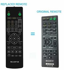 New Sony AV RM-ANP109 Replaced Remote for HT-CT260 HT-CT260C HT-CT260H HT-CT660