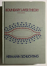 Boundary Layer Theory by Schlichting