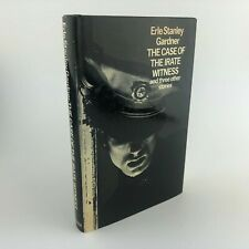 The Case of the Irate Witness by Erle Stanley Gardner 1st / 1st 1975