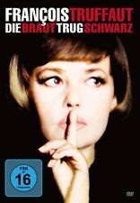 Die Braut trug schwarz (Francois Truffaut, Jeanne Moreau) DVD NEU + OVP!