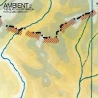 Harold Budd Brian Eno - Ambient 2: The Plateaux Of Mirror (NEW CD)