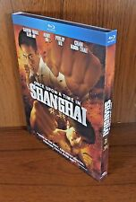 Once Upon a Time in Shanghai w/ Slip Cover (Blu Ray, 2015)