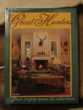 Great Hunters Their Trophy Rooms and Collections Volume 3 Hardcover Safari Press