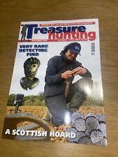Treasure Hunting Magazine February 2015 Issue Metal Detecting