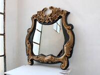 19th Century Venetian Rococo Style Giltwood Mirror