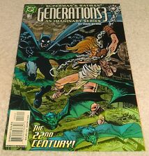 DC COMICS SUPERMAN & BATMAN GENERATIONS 3 # 3 VF+/NM OF 12 ELSEWORLD