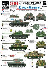 Cro-Army 1991-95 (pt1). Croatian T-55A. M47 Pershing, M36B2