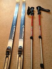 Fischer Voyager Crown Nordic Cruising Woman's Cross Country Skis