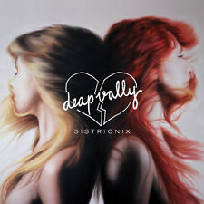 Deap Vally ‎– Sistrionix CD Island Records 2013 NEW/SEALED Digisleeve