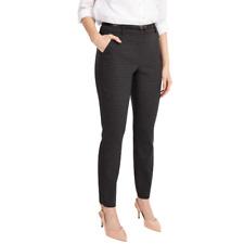Phase Eight Alice Jacquard Trousers>Black/Grey  UK-12