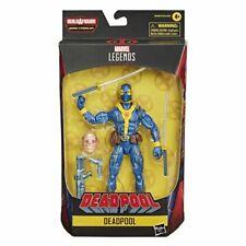 IN STOCK! Deadpool Marvel Legends Blue Deadpool 6-inch Action Figure HASBRO MIB